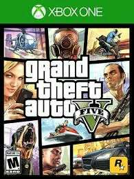 GTA V sur Xbox One
