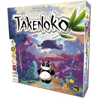 Sélection de Jeux de Société en Promotion - Ex: Asmodée Takenoko