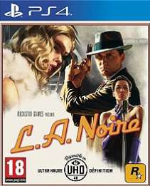 L.A. Noire sur PS4