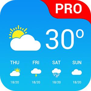 Météo application pro gratuite sur Android (au lieu de 3,09€)