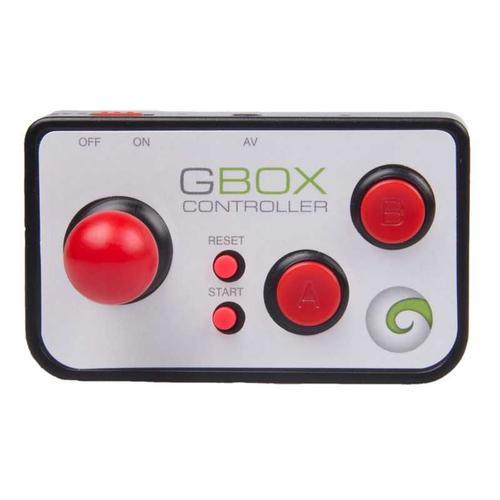 Console rétro 8 bits Gbox Retro 200