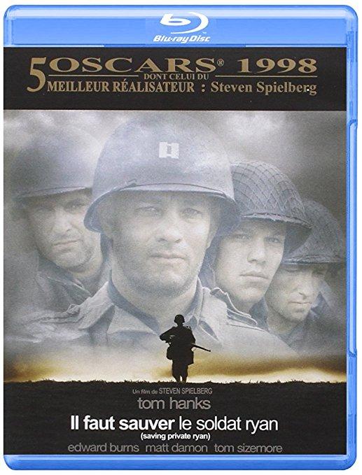 Blu-ray Il faut sauver le soldat Ryan