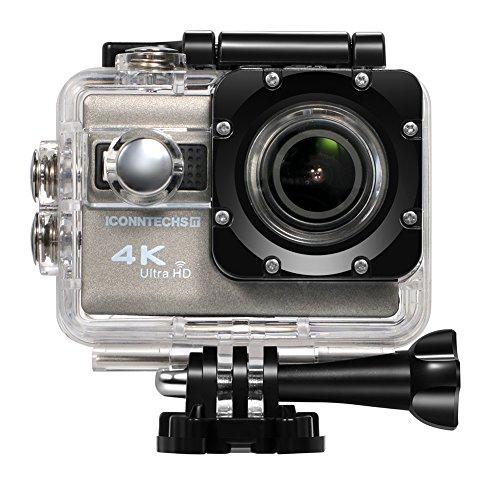 Caméra Sportive 4K Ultra HD  ICONNTECHS IT - (vendeur tiers)