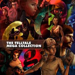 The Telltale Mega Collection (10 jeux) sur PS4 (Dématérialisé)