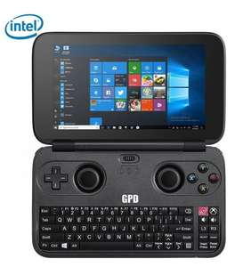 GPD Win 5.5 pouces GamePad Windows 10 X7-Z8750 Quad Core 4 Go RAM 64 Go ROM (+ 102€ en SuperPoints)