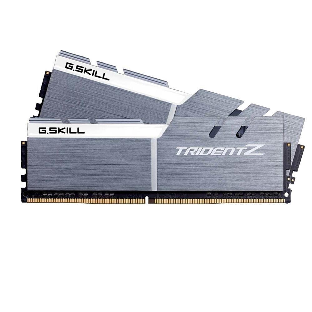 Kit Mémoire G.Skill Trident Z 16 Go (2x8Go) - DDR4, 3200 MHz, CL16