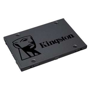 "SSD interne 2.5"" Kingston A400 - 120 Go (Vendeur Kingston)"