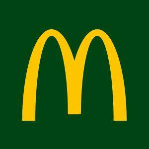 De 14h à 18h : BigMac, 6 McNuggets, Filet-O-Fish ou McFlurry pour 2.50€ - Ludres et Frouard (54)