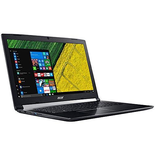"PC Portable 17,3"" Acer Aspire 7 (A717-71G-54ZH) - Full HD, i5-7300HQ, 8 Go RAM, HDD 1 To + SSD 128 Go, GTX 1050 Ti, Windows 10"