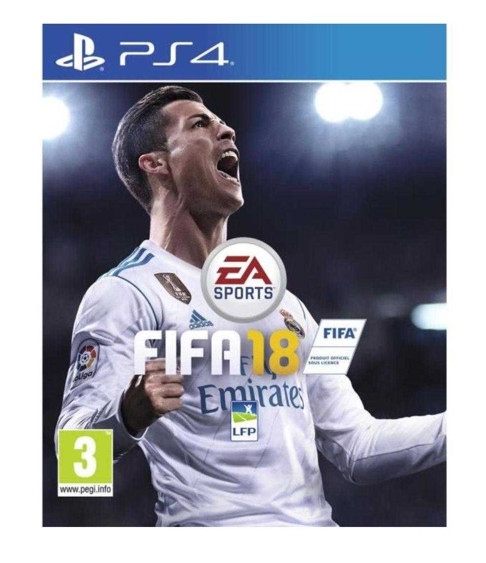 Sélection de Jeux en Promotion - Ex: Fifa 18 sur PS4
