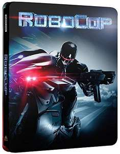 Blu-Ray Robocop - Édition Steelbook