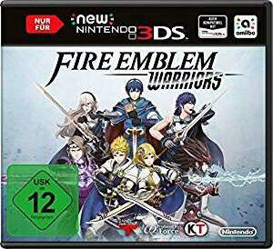 Fire Emblem Warriors sur new Nintendo 3DS et 2DS