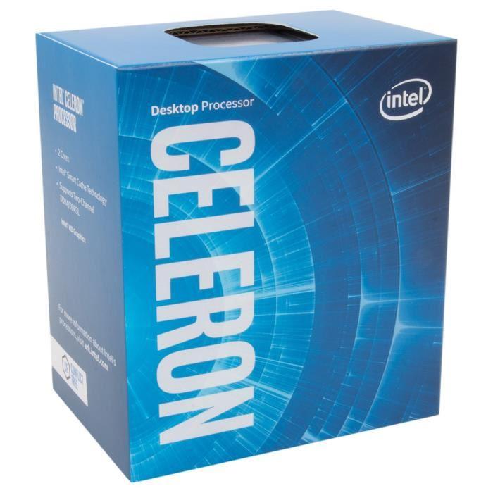 Processeur Intel Celeron G3930 (2.8 Ghz)