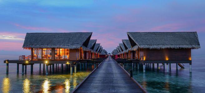 Séjour tout inclus aux Maldives (Vol + Hôtel + sélection d'activités) - Au départ de Paris, 8 jours du 7/05 au 16/05 (prix par personne)