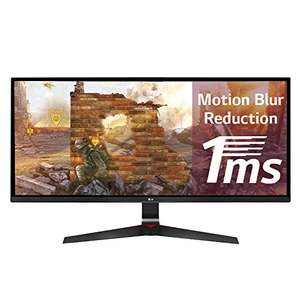 "Écran PC 34"" LG 34UM69G-B - full HD, 2560x1080, LED IPS, 5 ms, FreeSync"