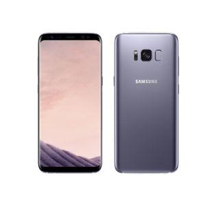 "Smartphone 5.8"" Samsung Galaxy S8 - Exynos 8895, 4 Go de RAM, 64 Go, orchidée"