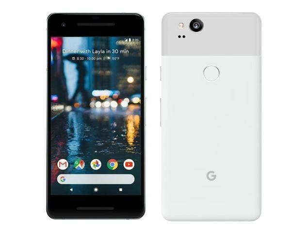"Smartphone 5"" Google Pixel 2 - 4 Go RAM, 64 Go ROM"