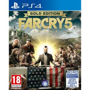 [Précommande] Far Cry 5 - Gold Edition PS4