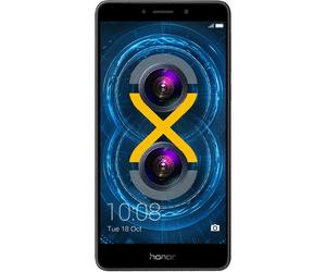 "[Adhérents] Smartphone 5.5"" Huawei Honor 6X - Kirin 655, 3 Go de RAM, 32 Go, noir"