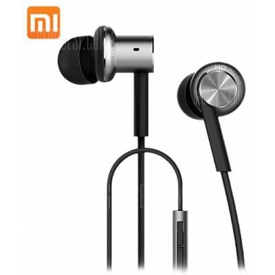 Écouteurs Intra-auriculaires Xiaomi Mi Hybrid IV Dual Silver - argent (livraison express DHL offerte)