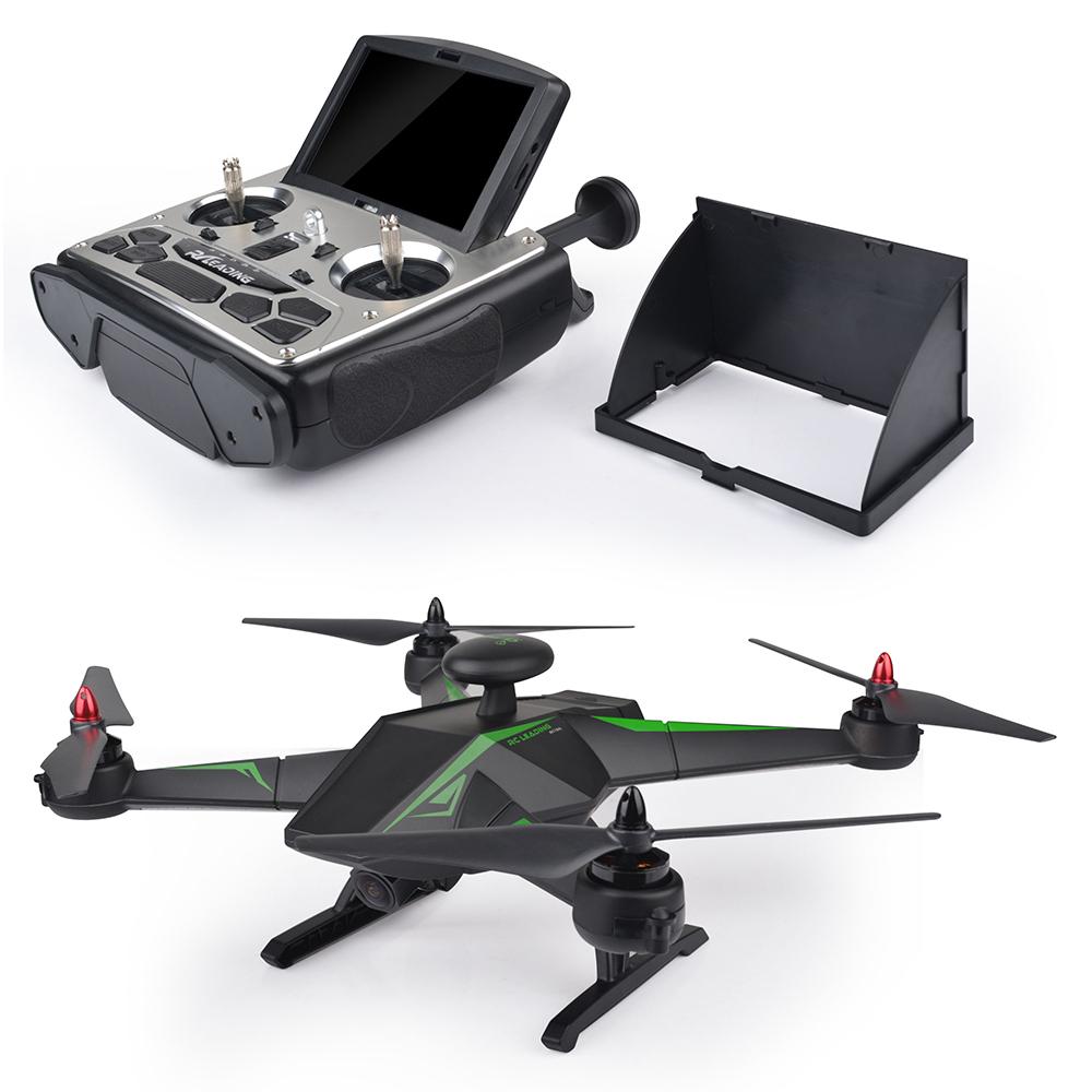 Drone Quadricoptère RC136FGS avec caméra 5mp - noir