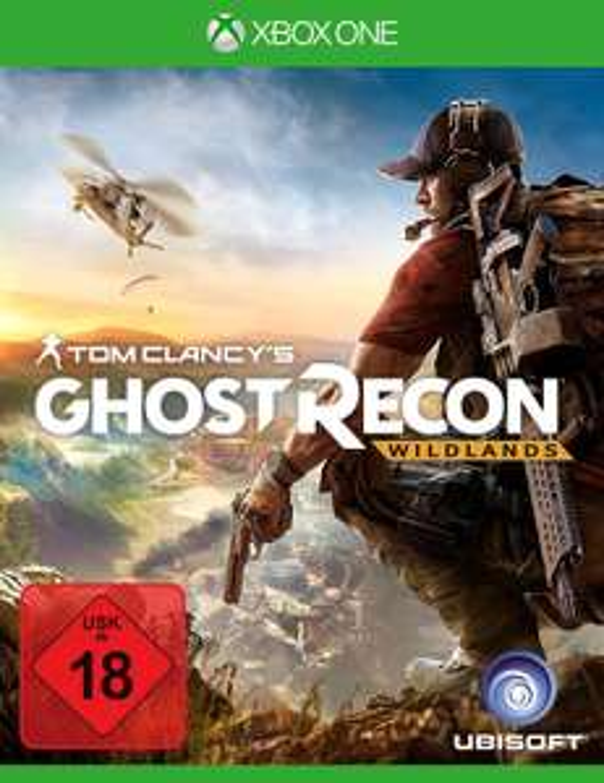 Jeu Ghost Recon Wildlands sur Xbox One
