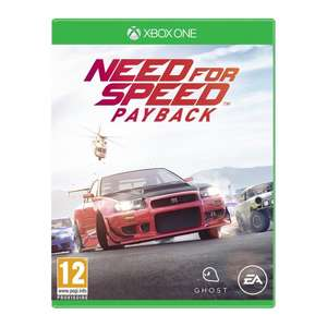 [Gold] Need for Speed Payback sur Xbox One (Dématérialisé - Store Hong Kong)
