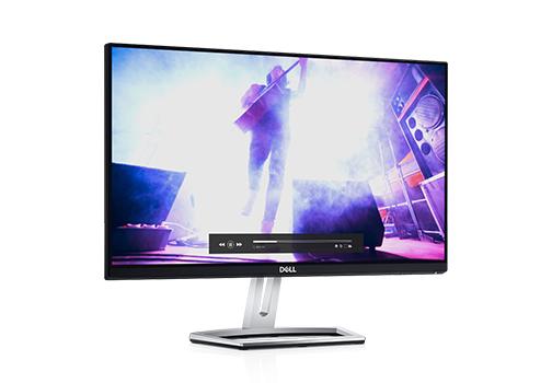 "Ecran 23"" Dell S2318H - Full HD, IPS, 1920x1080, dalle IPS"