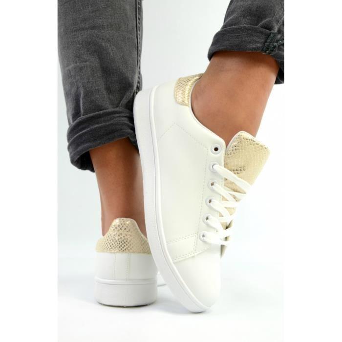 Sneakers femme - Couleur Piton (vendeur tiers)