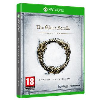 The Elder Scrolls Online Tamriel sur Xbox One (frais de port inclus, vendeur tiers)