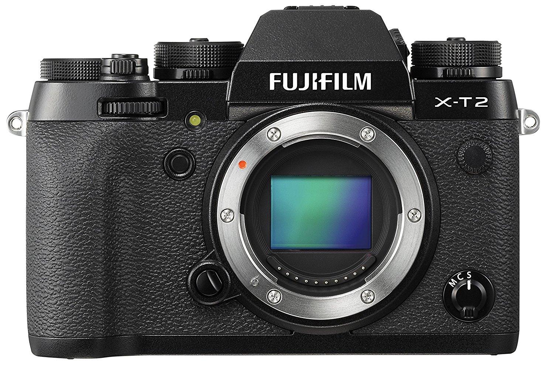 Appareil photo hybride Fujifilm XT-2 - Nu