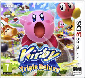Jeu Kirby : Triple Deluxe sur Nintendo 3DS