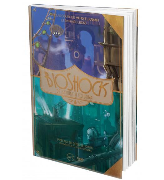50% de réduction sur une sélection de livres 2015-2016 Third Editions - Ex : Bioshock