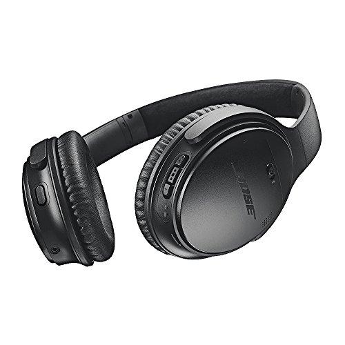 Casque Bose QuietComfort 35 II - Noir ou Blanc
