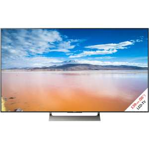 "TV Sony KD-55XE9005 - 55"" - 4K - HDR - android TV -100Hz + Carte Cadeau 85€ (Frontaliers Suisse)"