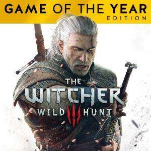 The Witcher 3 Wild Hunt - Game of the Year Edition sur PC (Dématérialisé - DRM-Free)