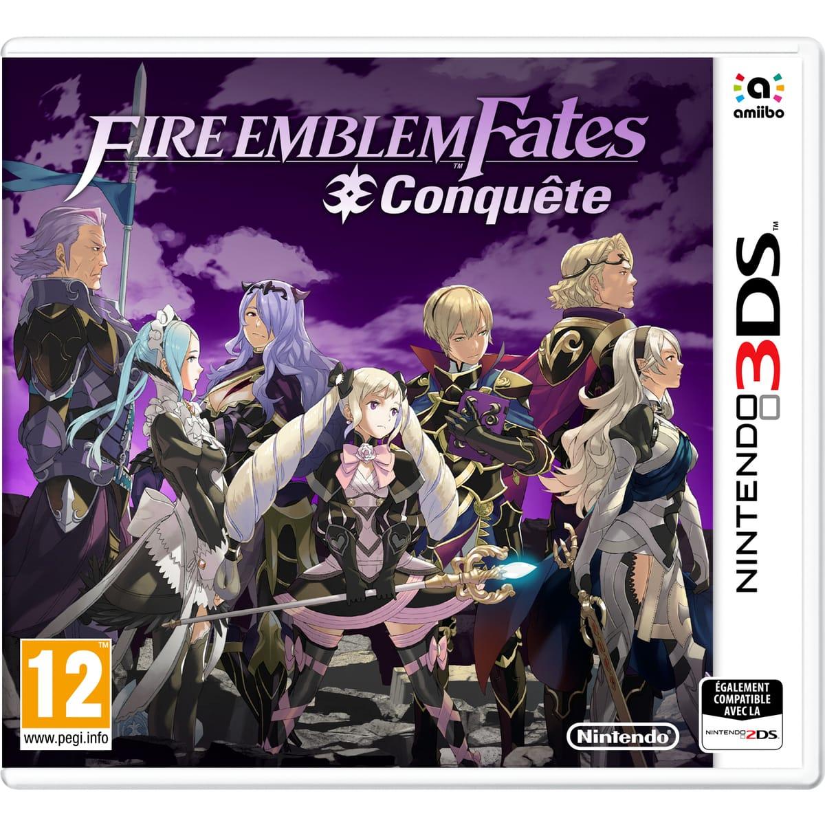 Fire Emblem Fates : Conquête 3DS