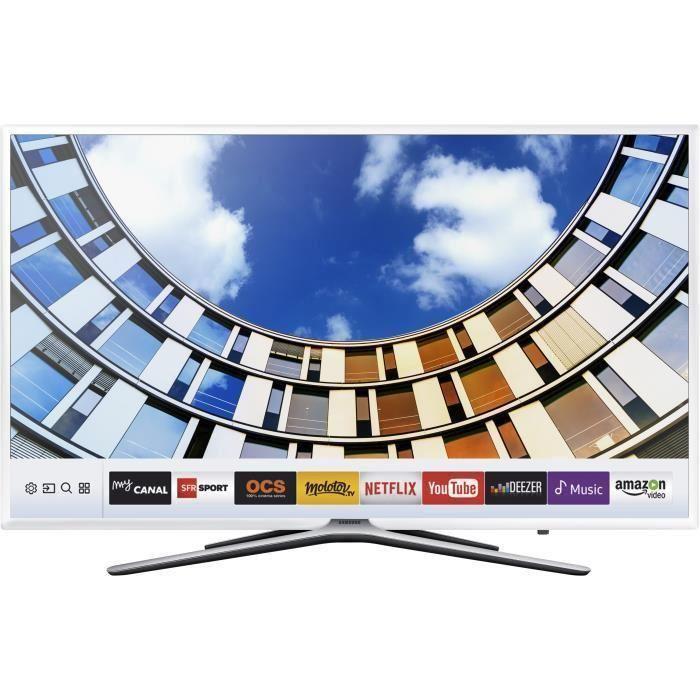 "[CDAV]TV 43"" Samsung UE43M5515A LED Full HD - Smart TV - 3 x HDMI"