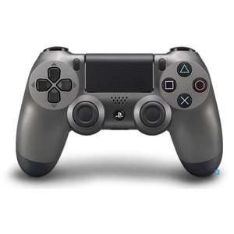 Manette Dual Shock 4 Steel Black PS4