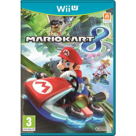 Selection de Jeux Wii U a -50 % - Ex : Mario Kart 8 à 25€