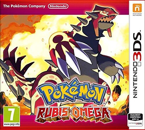 Pokémon Rubis Oméga sur 3DS
