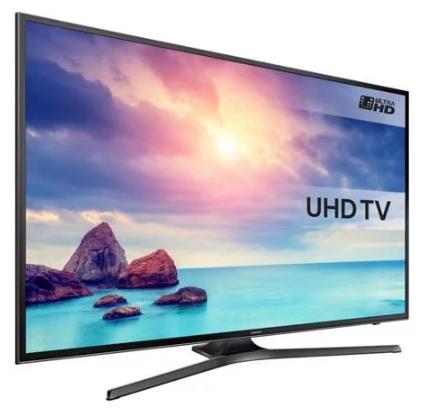 "TV LED 43"" Samsung UE43KU6050KXZT - UHD 4K, HDR, Smart TV"