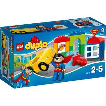 Super Héros  Lego Duplo 10543 Le sauvetage de Superman