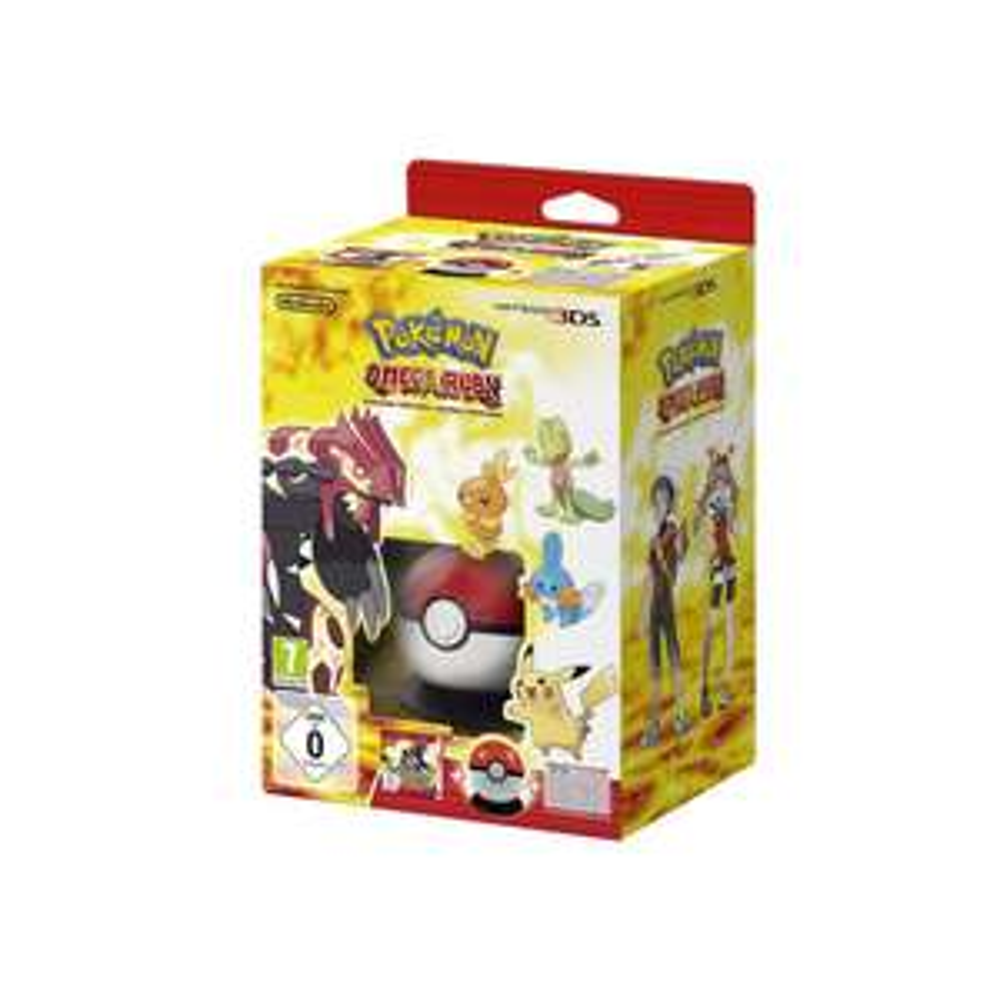 Jeu Pokémon Rubis Oméga sur 3DS - Starter Pack