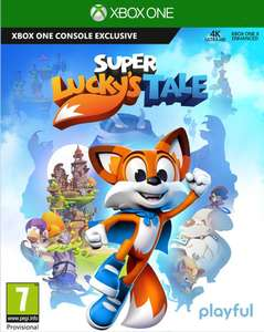 Super Luckys Tale - Xbox One