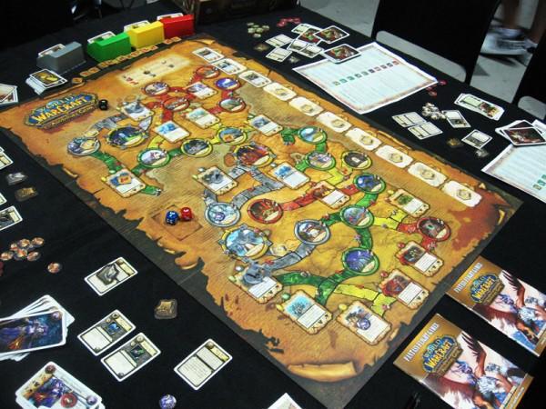 Sélection de jeux de société en promotion - Ex : Le jeu d'aventure World of Warcraft
