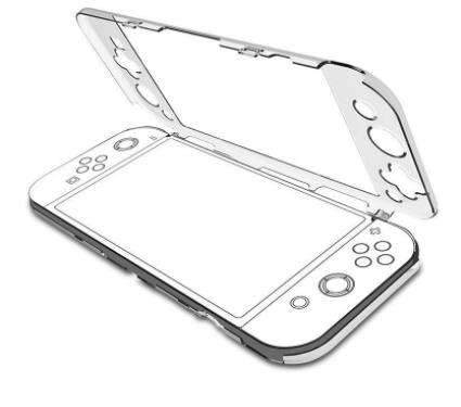 Coque de protection BigBen pour Nintendo Switch