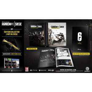 Rainbow Six Siege Xbox One - Edition Collector