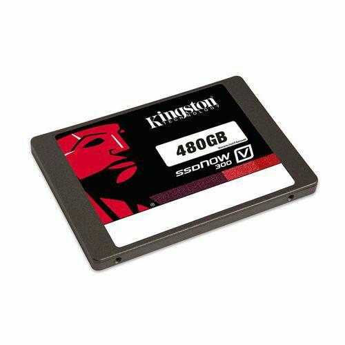 "SSD interne 2.5"" Kingston SSDNow V300 - 480 Go"