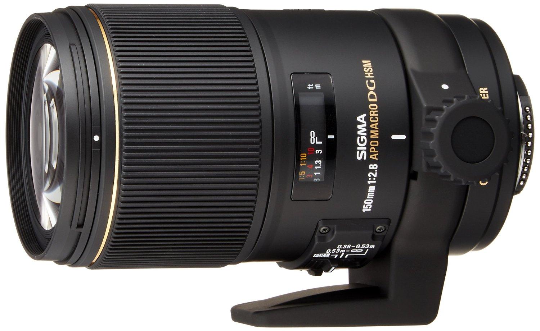 Objectif Macro Sigma 150 mm F2,8 EX DG APO OS HSM - Monture Nikon